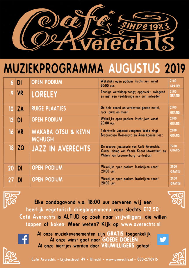 Muziekprogramma aug 2019 small3