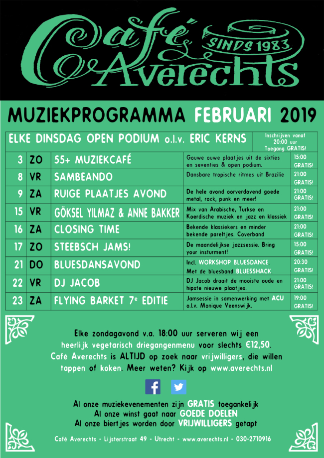Muziekprogramma feb 2019 small3